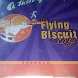 Photo taken at The Flying Biscuit Cafe by Rhonda K. on 3/23/2013