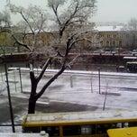 Photo taken at Belgrade City Hotel by Mete H. on 2/22/2013