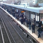 Photo taken at LIRR - Woodside Station by Jill G. on 11/2/2012