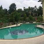 Photo taken at Mountain Creek Wellness Resort Chiangmai by Natpapat K. on 9/16/2012