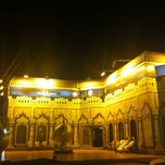Photo taken at Indian Palace | قصر الهند by Basit A. on 11/4/2012