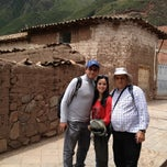 Photo taken at Mausoleo de Pisac by Jennifer Vanessa M. on 1/13/2013