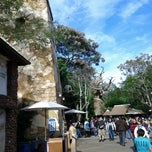 Photo taken at Harambe Village by Bill J. on 12/27/2012
