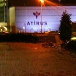 Photo taken at Atirus by Aykut S. on 11/24/2012