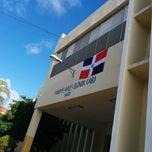 Photo taken at UASD - Edificio Aviles Blonda by Chicho L. on 2/12/2014