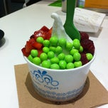 Photo taken at Moyo Frozen Yogurt by Lex A. on 3/6/2013