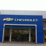 Photo taken at Uvel Veículos - Chevrolet by Matheus M. on 8/13/2013