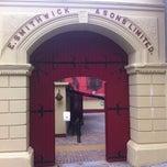 Photo taken at Smithwicks Brewery Tour by Ivana B. on 8/21/2014