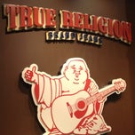 Photo taken at True Religion Brand Jeans by Heath R. on 2/26/2013