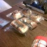 Photo taken at Rammona Bakery by Eka S. on 2/15/2013