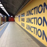 Photo taken at Bondi Junction Station by Rob S. on 2/1/2013
