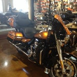 Photo taken at Arrowhead Harley-Davidson by Amanda on 9/24/2013