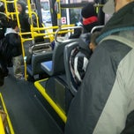 Photo taken at MTA MaBSTOA Bus at Bedford Pk Blvd & The Grand Concourse: (Bx1 + LTD, Bx2, Bx26, BxM4) by Gregory C. on 2/28/2013