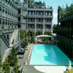 Photo taken at Green Hill Universal Hotel by Ava P. on 6/22/2013