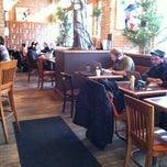 Photo taken at Nina's Coffee Cafe by Caleb B. on 12/17/2012