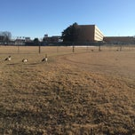 Photo taken at Abraham Lincoln High School by Matthew L. on 12/19/2014