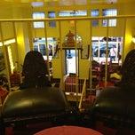 Photo taken at Meskerem Ethiopian Restaurant by Ryan C. on 7/12/2013