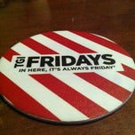 Photo taken at T.G.I. Friday's Tegucigalpa by Raul P. on 11/23/2013