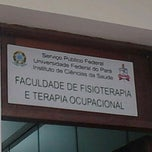 Photo taken at Faculdade de Fisioterapia e Terapia Ocupacional - FFTO by Suellen C. on 1/11/2013