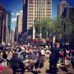 Photo taken at Herald Square by JW H. on 4/26/2013