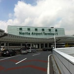 Photo taken at 成田国際空港 (Narita International Airport) (NRT) by Benazza M. on 6/23/2013