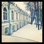 Photo taken at Факультет международных отношений СПбГУ (School of International Relations SPBU) by Vlad K. on 12/1/2012