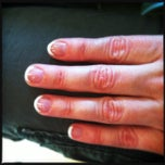 Photo taken at Divine Nails by DizzyTaco™ on 5/9/2013