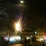 Photo taken at Brown's by Nariman G. on 12/20/2012