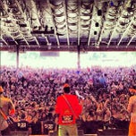 Photo taken at Merriweather Post Pavilion by Hoss on 7/10/2013