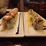 Photo taken at Takami Sushi by Arda E. on 10/30/2012