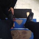 Photo taken at Luz's Shoe Repair by jorge f. on 5/24/2014