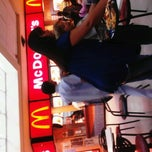 Photo taken at Mcdonald's - Libertad by Noe I. on 3/3/2013
