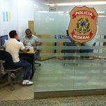 Photo taken at Policia Federal - Posto De Emissão De Passaportes by Ingrid C. on 5/16/2013