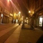 Photo taken at RivaReno Gelato by Francesco Z. on 4/24/2014