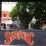 Photo taken at Saranac Thursdays by Debbie S. on 8/8/2013