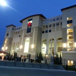 Photo taken at Bobcat Stadium by Josephine F. on 12/8/2012