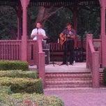 Photo taken at Pump House Park & Gazebo by RoseAnn R. on 7/24/2013