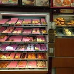 Photo taken at Dunkin Donuts by Sarah M. on 1/28/2013