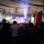 Photo taken at Rancho (Escola de Samba) by Emilio E. on 10/14/2013