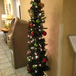Photo taken at Comfort Inn by Marina K. on 12/26/2012