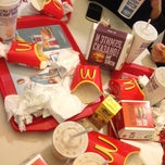 Photo taken at McDonald's by Akif A. on 3/8/2013
