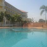 Photo taken at Pattaya bay Hotel by Enrico Z. on 12/25/2014