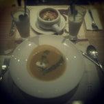 Photo taken at Crepes & Waffles by Leonardo Z. on 12/6/2012