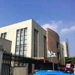 Photo taken at Fórum Regional de Madureira by Alexandre C. on 11/28/2012
