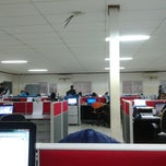Photo taken at PT. Adyawinsa Telecommunication & Electrical by Alex H. on 2/25/2014