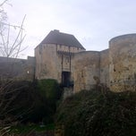 Photo taken at Château de Caen by Martial M. on 12/24/2012