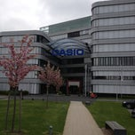 Photo taken at Casio by Pepe W. on 5/13/2013