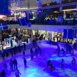 Photo taken at Ice Rink by Daria 😎 on 12/8/2012