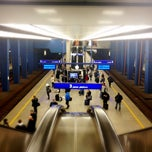 Photo taken at Warszawa Centralna by Jakub D. on 11/15/2012