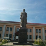 Photo taken at Шахта С.М. Кирова by Виктория Ю. on 7/28/2014